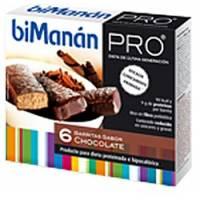 BIMANAN PRO BARRITAS CHOCOLATE