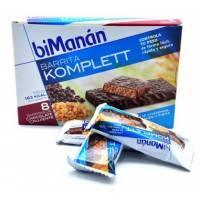 BIMANAN BARRITAS DE KOMPLETT CHOCOLATE