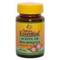 ACEITE ROSA MOSQUETA 500MG 50 PERLAS NATURE ESSENTIAL