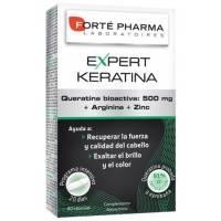 EXPERT KERATINA 40 CAPSULAS