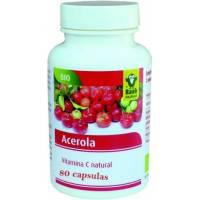 ACEROLA BIO 80 caps. (Vitamina C)