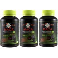 PACK 2+1 MACA ANDINA 800 MG GELATINIZADA 100 CAPSULAS AMAZON GREEN