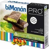 BIMANAN PRO BARRITAS CHOCOLATE CON MENTA