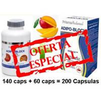 PACK ADIPOBLOCK 140 + 60 CAPSULAS OFERTA