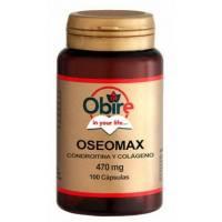 OSEOMAX 100 CAPSULAS 535mg OBIRE
