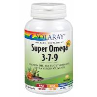 SUPER OMEGA 3.7.9 SOLARAY 120 PERLAS