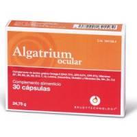ALGATRIUM OCULAR 30 CAPSULAS.