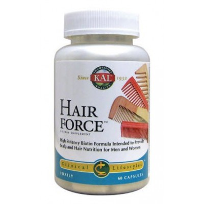 comprar Kal HAIR FORCE 60 CAPSULAS KAL