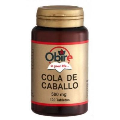 COLA DE CABALLO 100 Capsulas - 500mg OBIRE