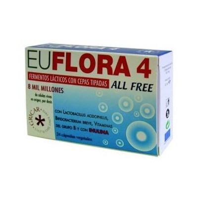 comprar Herbofarm EUFLORA 4 Lactobacilus/Acidofilus