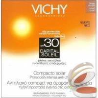comprar Vichy VICHY COMPACTO SOLAR SPF30 DORADO COLOR