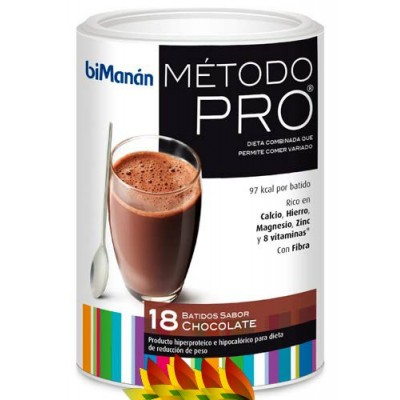 comprar Bimanan BIMANAN PRO BATIDO ECO 540 GR CHOCOLATE BOTE ECO