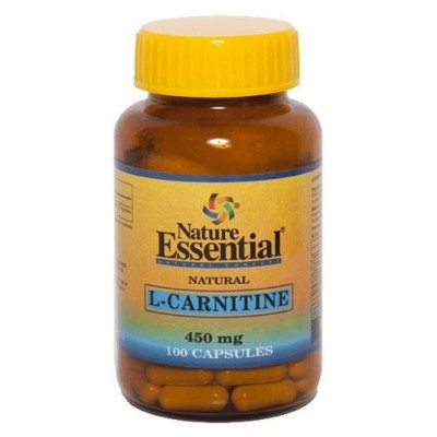 comprar Nature-Essential L-CARNITINA 100 CAPS NATURE ESSENTIAL