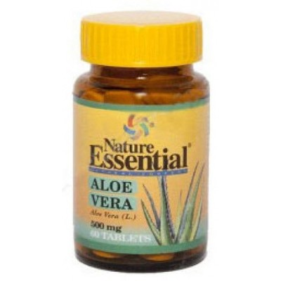 comprar Nature-Essential ALOE VERA 500MG 60 tabletas NATURE