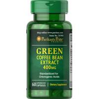 CAFE VERDE 800 MG 60 CAPSULAS GREEN COFFE PURITAN