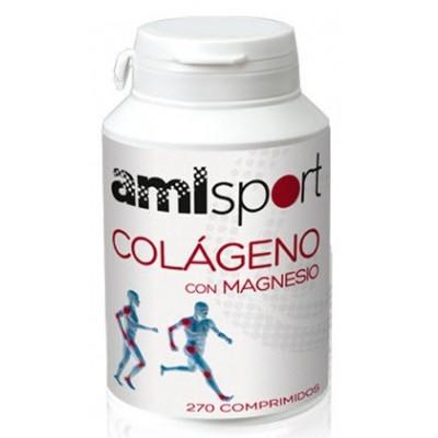 comprar AMLSPORT COLAGENO con MAGNESIO AMLSPORT 270 comp. ANA
