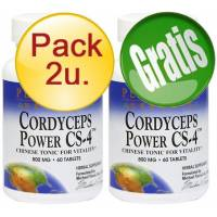 PACK 2U+1 CORDYCEPS CS4 60 TABLETAS 800 MG