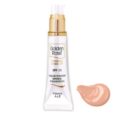 comprar Golden-Rose-Planet MAQUILLAJE LIQUID POWDER MINERAL