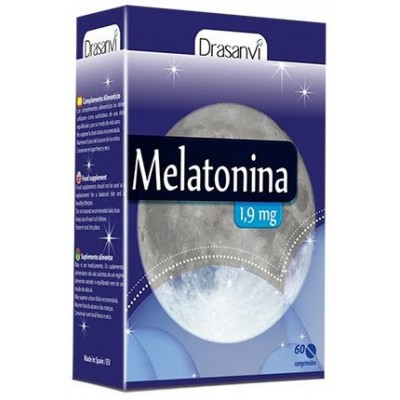 comprar Drasanvi MELATONINA 60 Comprimidos DRASANVI