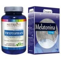 TRIPTOFANONUTRIONE + MELATONINA 60 CAPSULAS