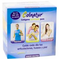 COLNATUR 21 SOBRES - COLAGENO HIDROLIZADO