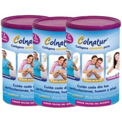 comprar Colnatur PACK 3 u. COLNATUR CLASSIC COLAGENO FRUTAS DEL