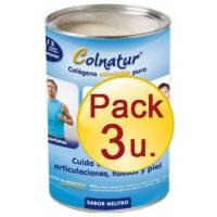 comprar Colnatur PACK 3 u. COLNATUR CLASSIC COLAGENO NEUTRO