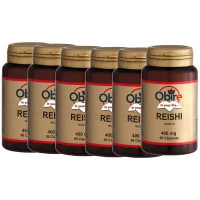 comprar OBIRE PACK 6 u. REISHI OBIRE 90 CAPSULAS