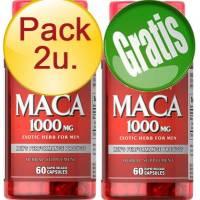 comprar PURITANS-PRIDE PACK 2+1 MACA ANDINA 1000 MG 60 CAPSULAS