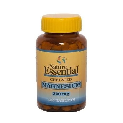 comprar Nature-Essential MAGNESIO QUELADO 250 TABLETAS 300 MG