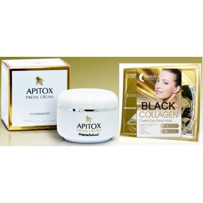 comprar Prisma-Natural APITOX FACIAL CREMA 50ML APITOXINA - MÁS