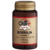 comprar OBIRE BORRAJA 710 MG 110 PERLAS OBIRE
