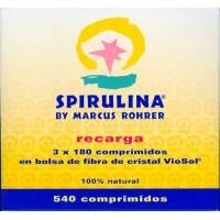 MARCUS ROHRER SPIRULINA 540 COMPRIMIDOS