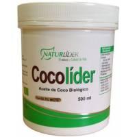 COCOLIDER ACEITE DE COCO 500 ML BIO