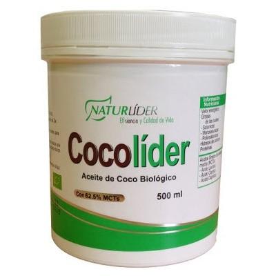 comprar NATURLIDER COCOLIDER ACEITE DE COCO 500 ML BIO