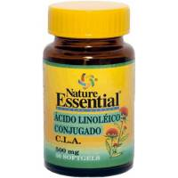 comprar Nature-Essential CLA 500 MG 50 PERLAS (ACIDO LINOLEICO