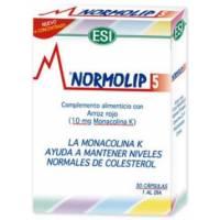 Normolip 5 30 capsulas