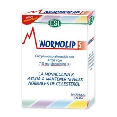 comprar ESI Normolip 5 30 capsulas