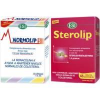 STEROLIP + NORMOLIP5 COLESTEROL,TRIGLICERIDOS