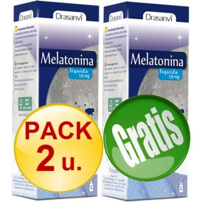 comprar ESI PACK 2+1 MELATONINA GOTAS 50 ML 1,9 MG LIQUIDA