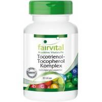 TOCOTRIENOL-TOCOFEROL COMPLEX 60 CAPS. FAIRVITAL
