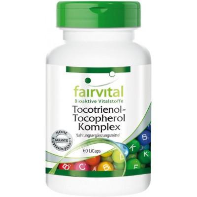 comprar FAIRVITAL TOCOTRIENOL-TOCOFEROL COMPLEX 60 CAPS.