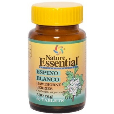 comprar Nature-Essential ESPINO BLANCO 500MG 60 CAPSULAS NATURE
