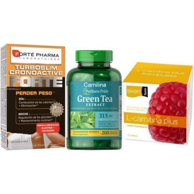 Como tomar te verde en capsulas para adelgazar