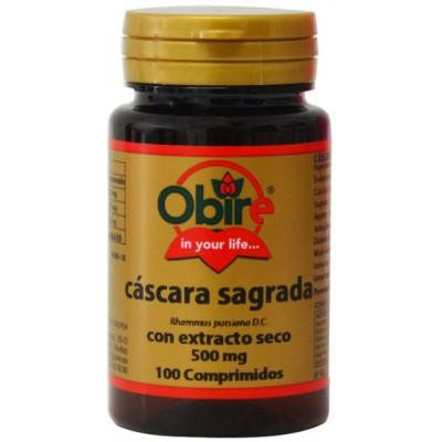 comprar OBIRE CASCARA SAGRADA 500 MG 100 Comprimdos OBIRE