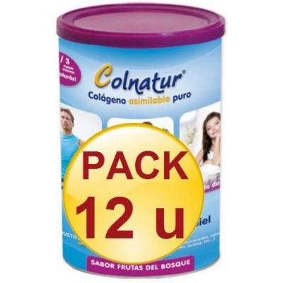 comprar Colnatur PACK 12 U. COLNATUR FBOSQUE 300 GR COLAGENO