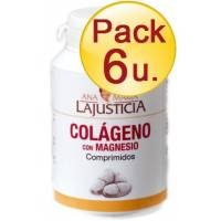 comprar AnaMariaLaJusticia PACK 6U. COLAGENO con MAGNESIO 180 C