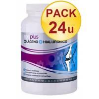 PACK 24U. EPAPLUS COLAGENO+HIALURONICO 420 GR.