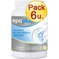 PACK 6U EPAPLUS COLAGENO+MAGNESIO+ACIDO HIALURONICO