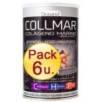 PACK 6U COLLMAR MARINO+MAGNESIO+AH